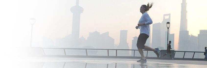 El running y la contaminación 1