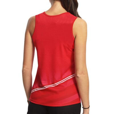 Camiseta Tirantes Espalda Cerrada Mujer