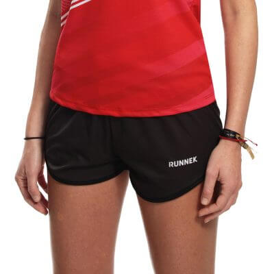 short atletismo mujer