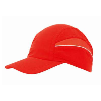 Gorra Trail roja