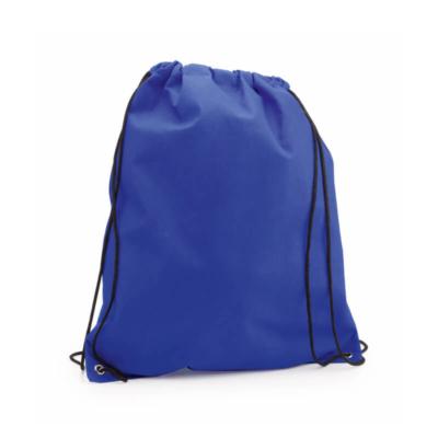 Mochila Non Woven azul