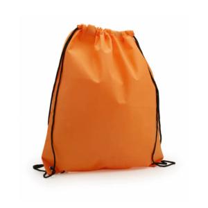 Mochila Non Woven naranja