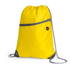Mochila Running Bolsillo amarillo