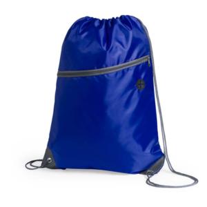 Mochila Running Bolsillo azul