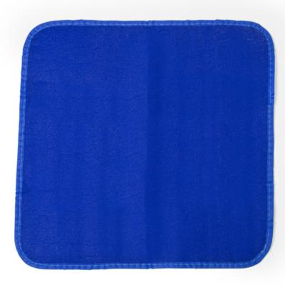 Moqueta Triathlon azul