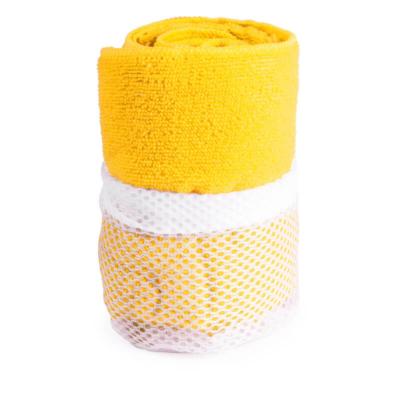 Toalla Microfibra amarillo