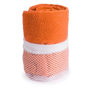 Toalla Microfibra naranja