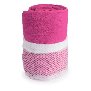 Toalla Microfibra rosa