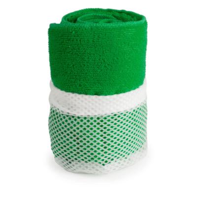 Toalla Microfibra verde