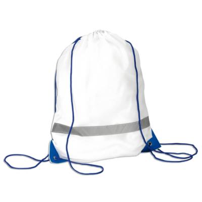 bolsa del corredor azul