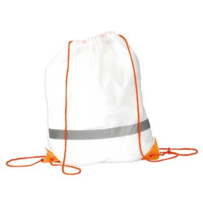 bolsa del corredor naranja