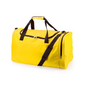 bolso sport amarillo