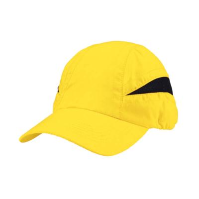 gorra tecnica amarillo