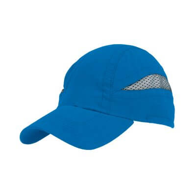 gorra tecnica azul