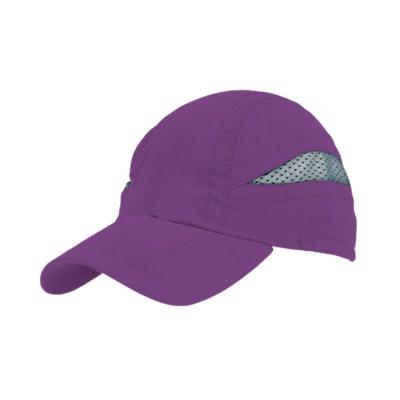 gorra tecnica morado