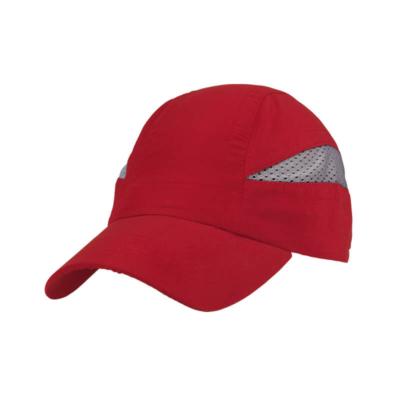 gorra tecnica rojo
