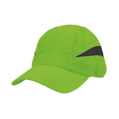 gorra tecnica verde