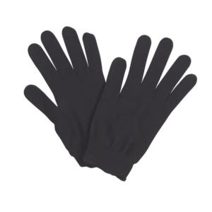 guantes running negro