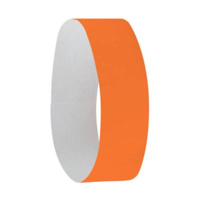 pulsera evento naranja