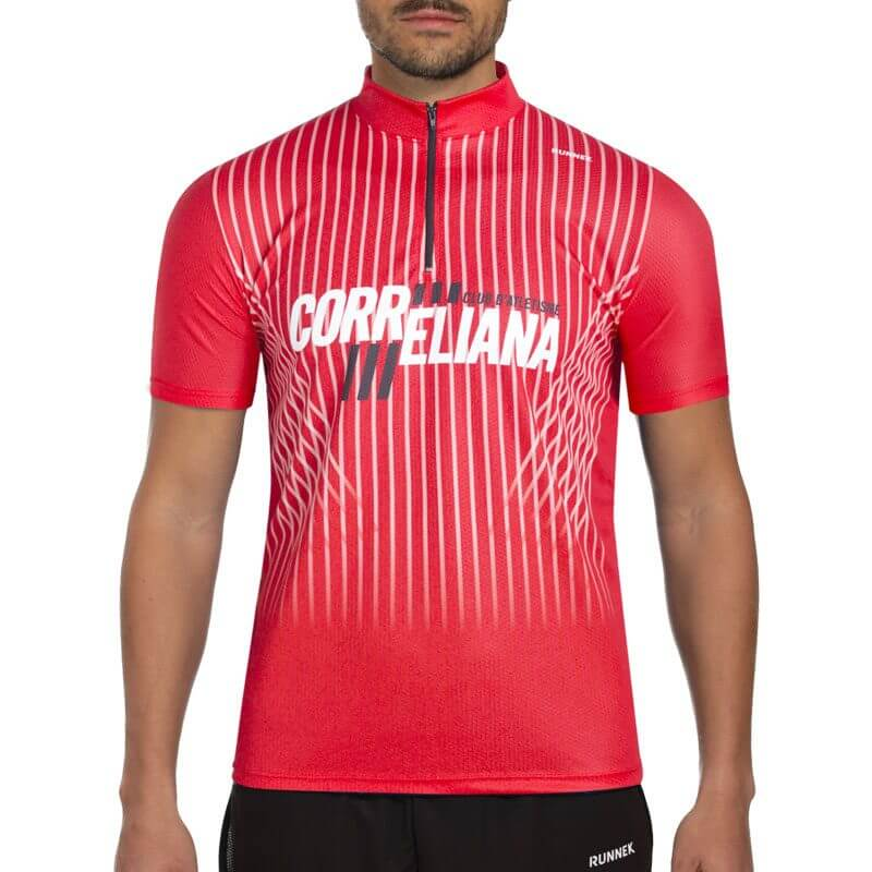 Camiseta trail Atletismo