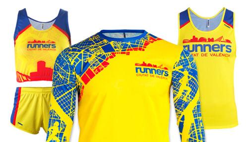 siempre popular chic clásico presentación Runnek   Téxtil deportivo para eventos y carreras deportívas