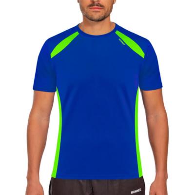 Camiseta wave azul