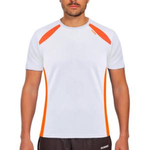 Camiseta wave blanca
