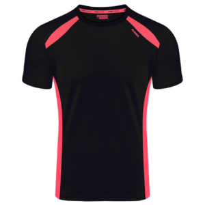 Camiseta wave negra