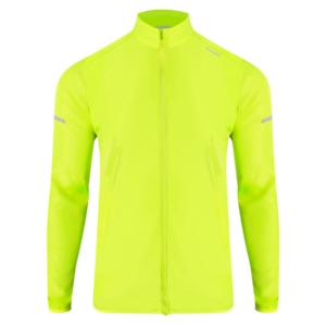 chaqueta tecnica next amarillo fluor
