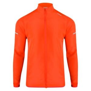 chaqueta tecnica next naranja fluor