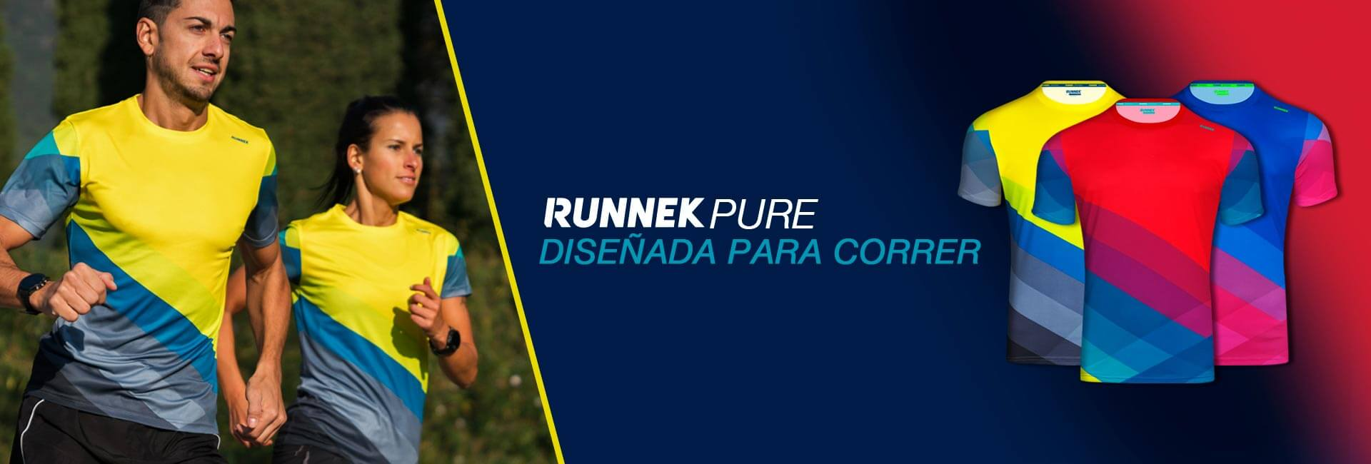 Runnek Pure model