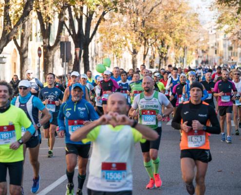 ¿Cuánto dura una maratón? 9