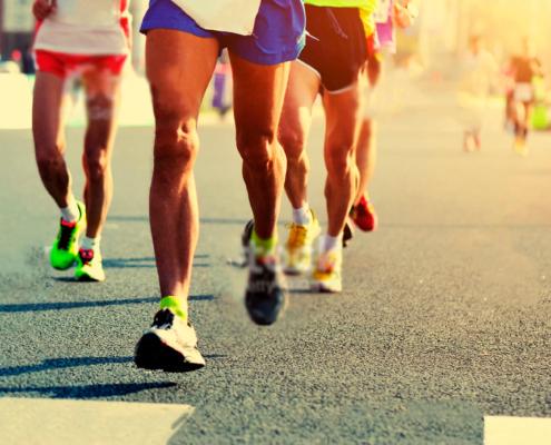 Cómo preparar el recorrido de una carrera 2