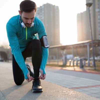 ¿Se pueden definir los abdominales practicando running? 7