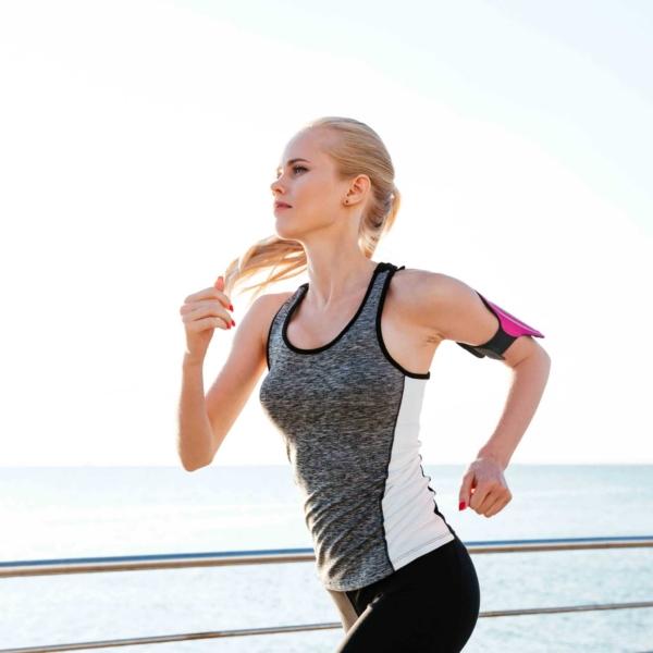 ¿Por qué elegir la camiseta técnica para correr? 2
