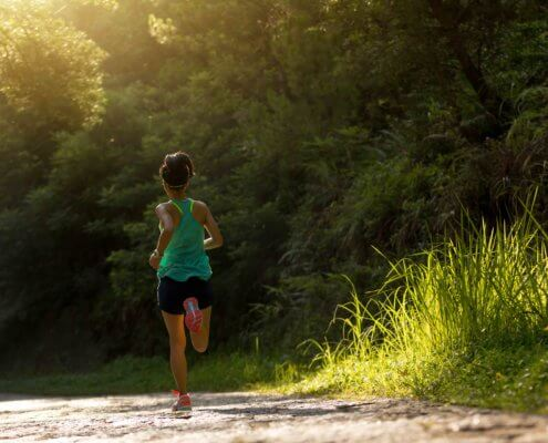 Cómo preparar el recorrido de una carrera 7
