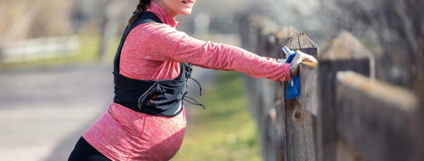 ¿Volver al deporte después del embarazo? 1