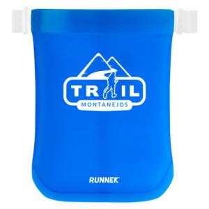 vaso plegable trail running