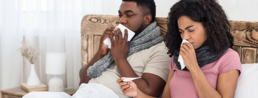 ¿Es posible correr con un resfriado? 1