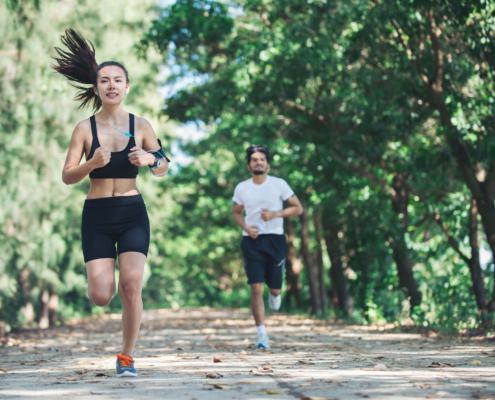 ¿Es posible correr con un resfriado? 4