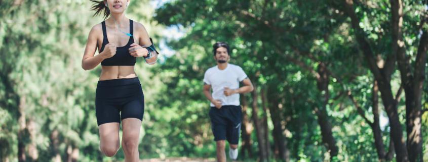 Correr contra el estrés 1